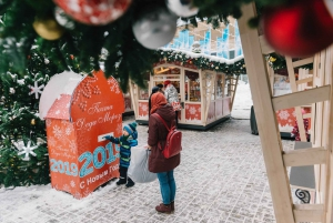 Valletta: Magical Christmas Tour