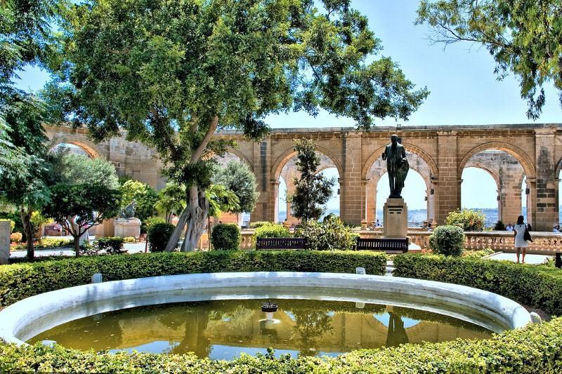Garden Centre: Valletta In Malta