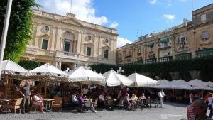 Valletta square