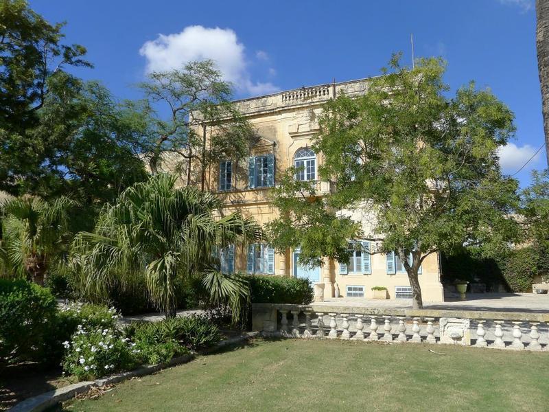Villa Bologna Heritage House And Gardens In Malta My