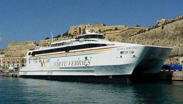 Virtu Ferries Sicily Excursions