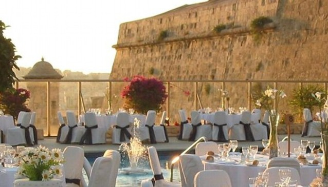 Weddings at Hotel Phoenicia