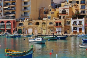 Welcome to Valletta: Private Tour with a Local