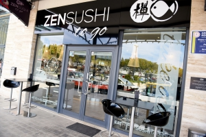 Zen Sushi to Go - Pama