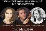 110th Anniversary of D.D. Shostakovich