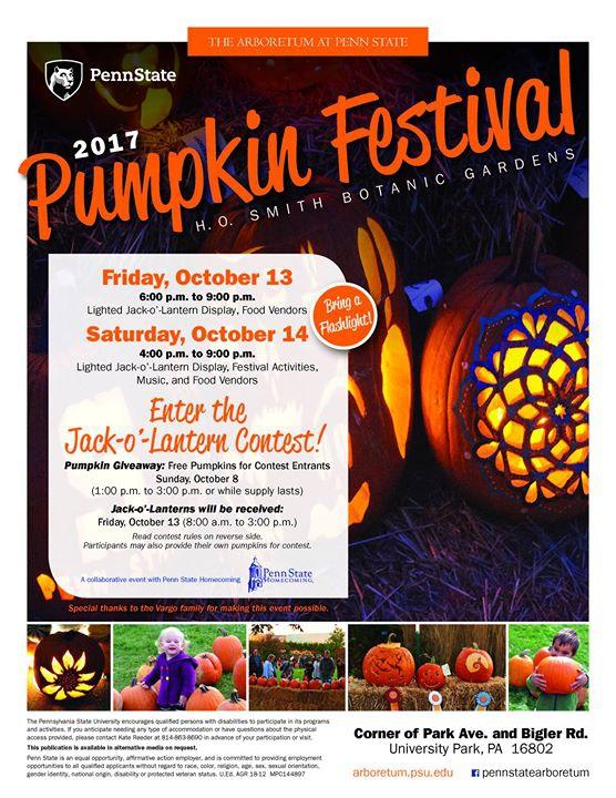 2017 Pumpkin Festival