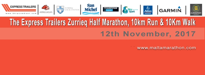 2017 Zurrieq Half Marathon & 10K
