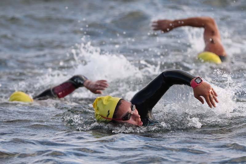 2018 Ocean Lava Malta 113k Triathlon