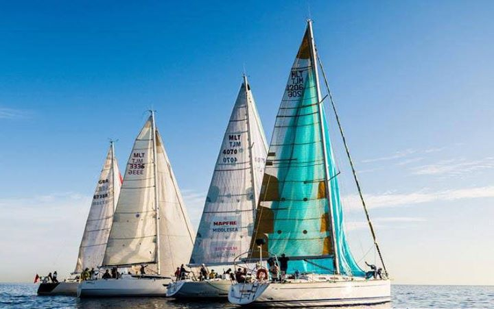 2018 RMYC Winter Coastal Race Series