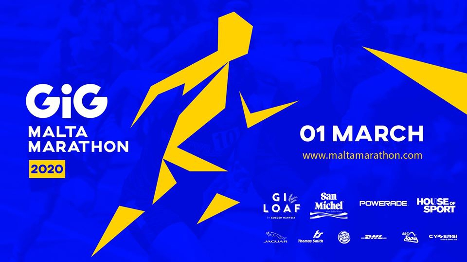 2020 GiG Malta Marathon