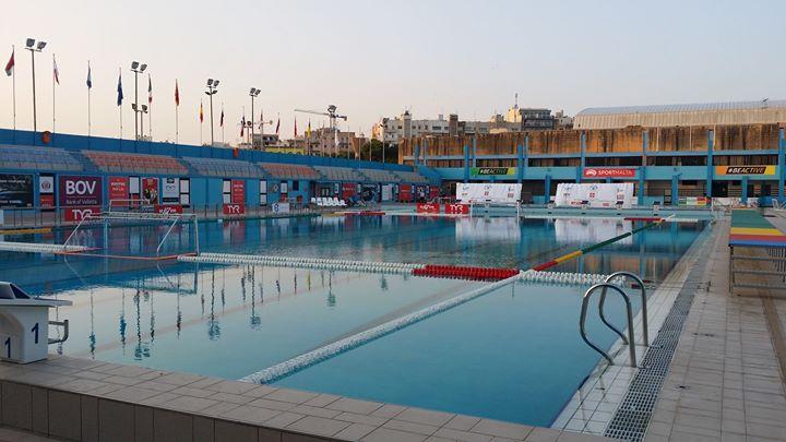 25th Easter International Swimming Meet