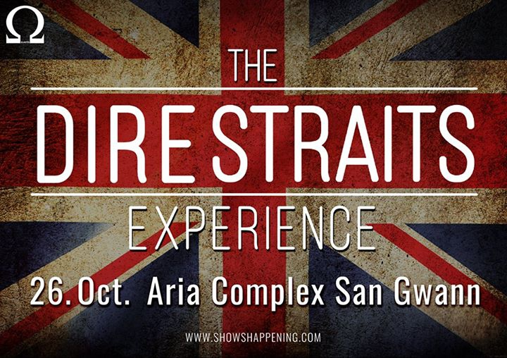 40th Anniversary of The Dire Straits - World Tour 2017-2018