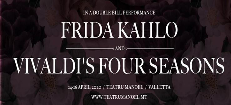 A Double Bill Performance - Vivaldi's Four Seasons & Frida Kahlo