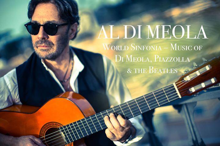 Al Di Meola – World Sinfonia Malta Jazz Festival