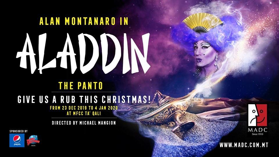 Aladdin - The Panto