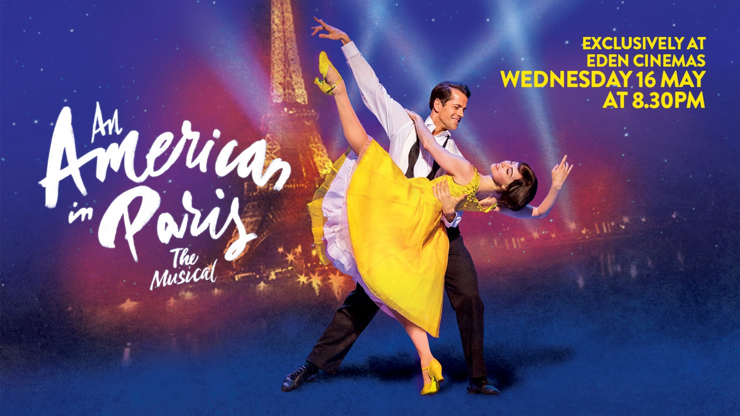 An American in Paris at Eden Cinemas