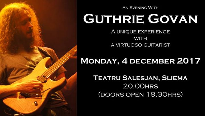 An Evening with Guthrie Govan