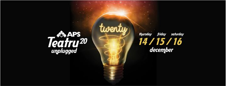 APS Teatru Unplugged 20