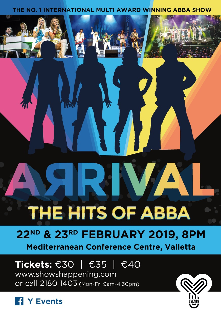 Arrival – the ABBA show