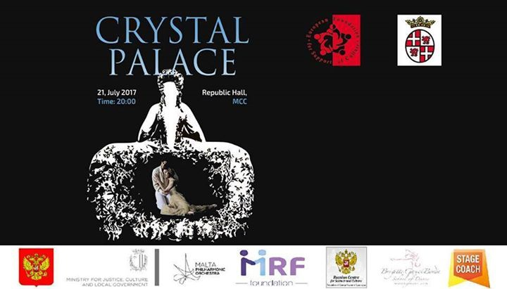 Ballet performance 'Crystal Palace'