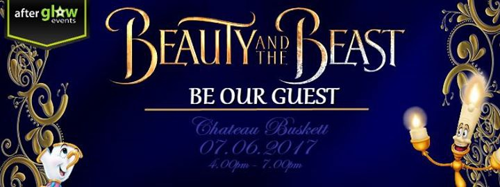 Be our Guest ! - Dinner with Beauty & the Beast