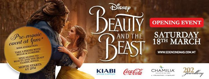 Beauty and the Beast - Opening Event