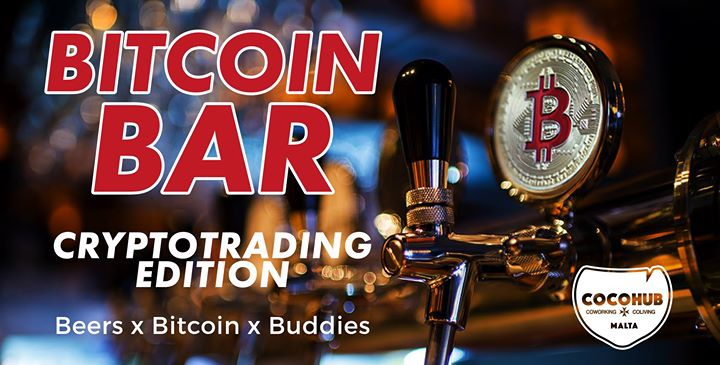 Bitcoin BAR #1 - Opening - Cryptotrading Edition