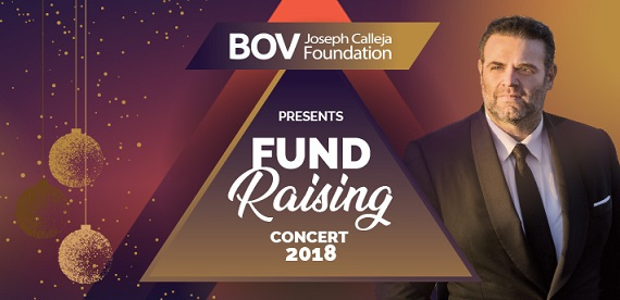 BOV Joseph Calleja Foundation Winter Concert