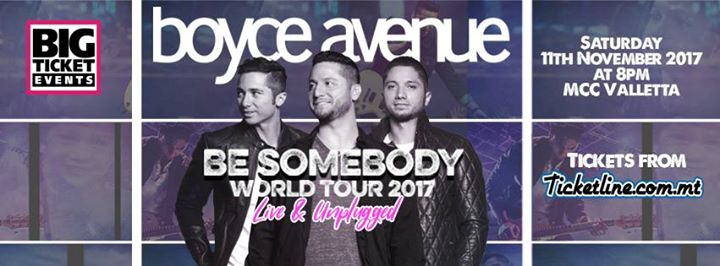 Boyce Avenue: Live & Unplugged in Malta