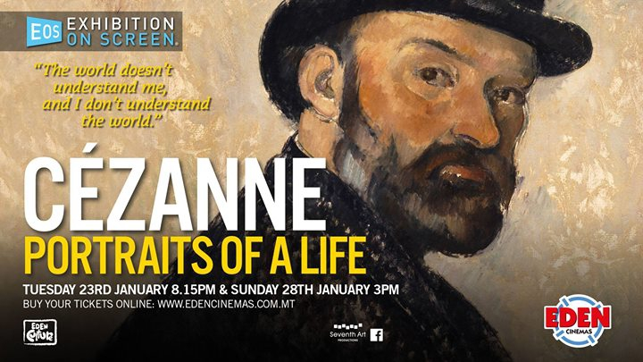 Cezanne – Portraits of a Life