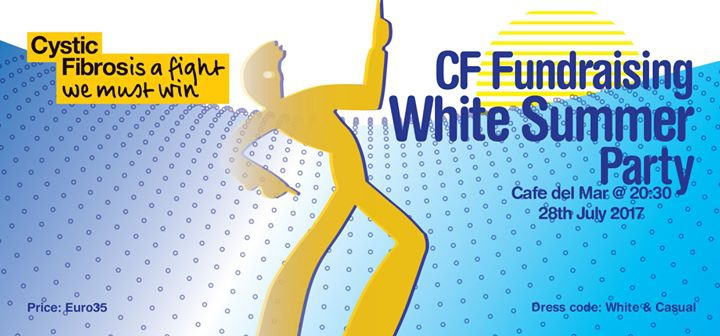 CF Fundraising White Summer Party