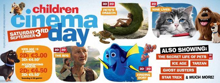 Children's Cinema Day