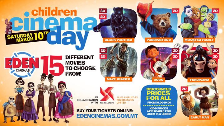 Children's Cinema Day