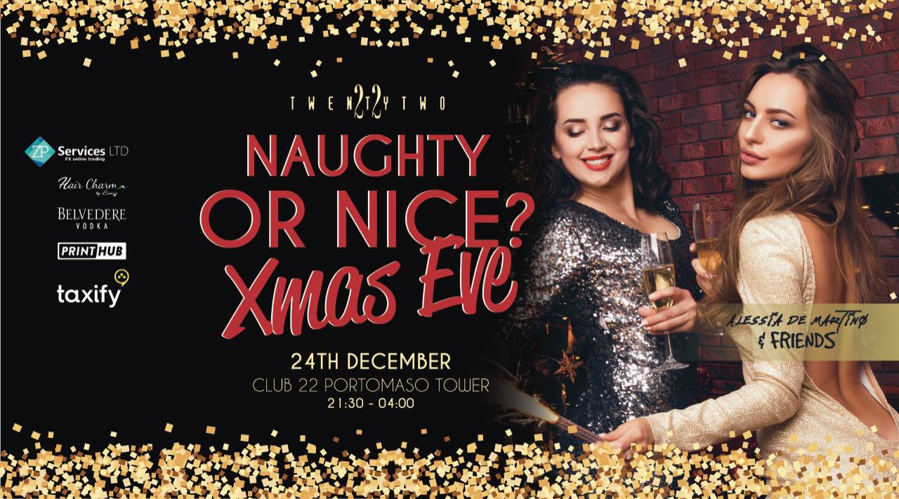 Christmas Eve Party @ Club TwentyTwo