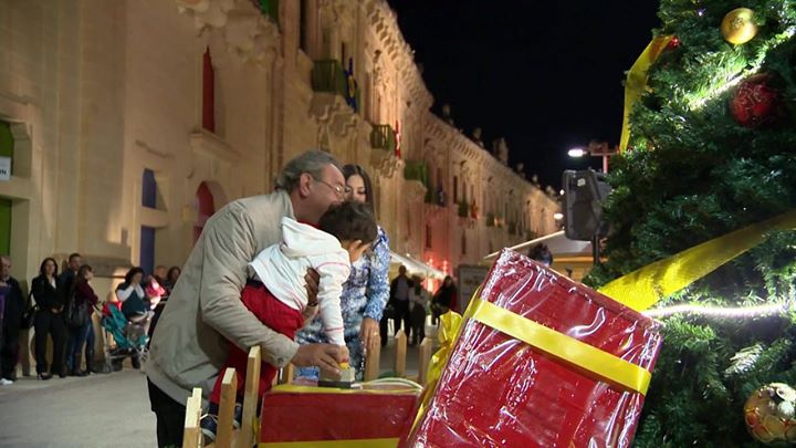 Christmas Season at Valletta Waterfront