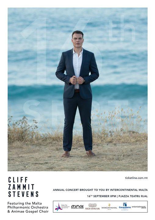 Cliff Zammit Stevens Annual Summer Concert 2017