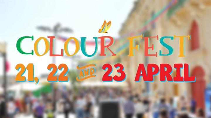 Colour Fest: A Festival of Colour