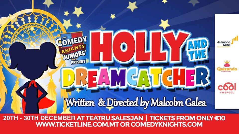 Comedy Knights Juniors: Holly and the Dreamcatcher