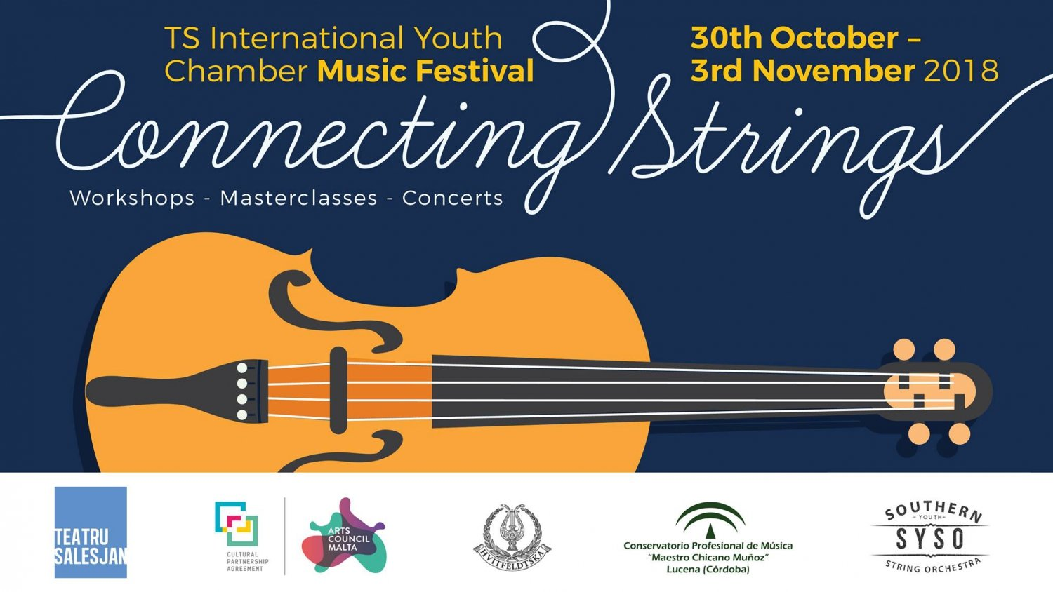 Connecting Strings TS International Youth Chamber Music Festival
