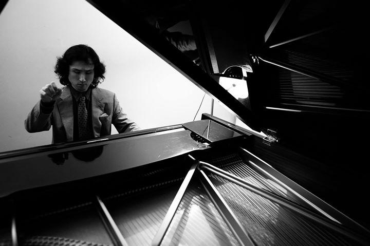 David Campignon piano recital