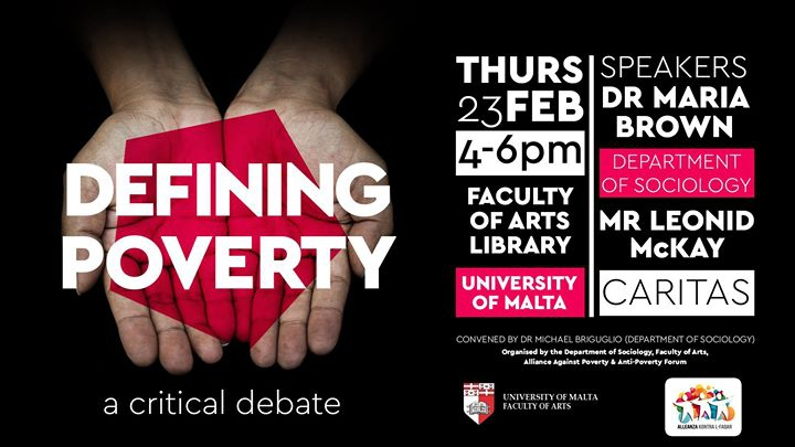 Defining Poverty - A Critical Debate