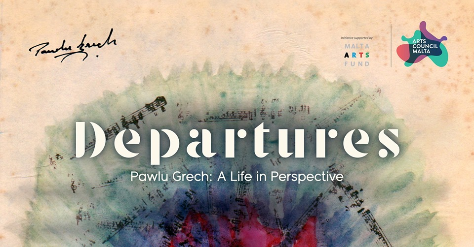 Departures, Pawlu Grech, a life in perspective