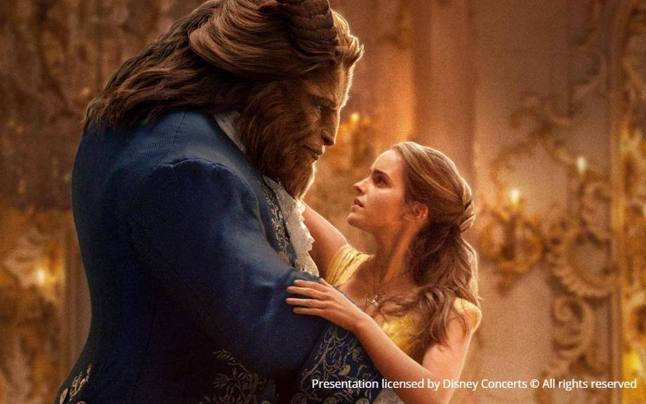 Disney in Concert - Beauty and the Beast - Live to film