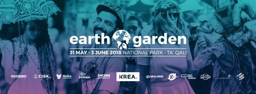 Earth Garden 2018