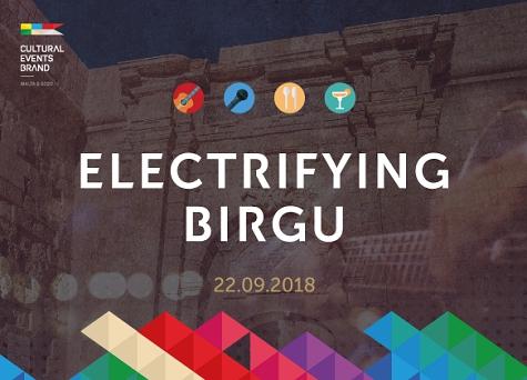 Electrifying Birgu