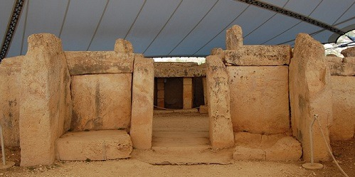 Equinox Sunrise at Mnajdra Temples