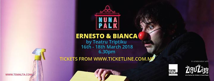 Ernesto & Bianca - Nuna Palk