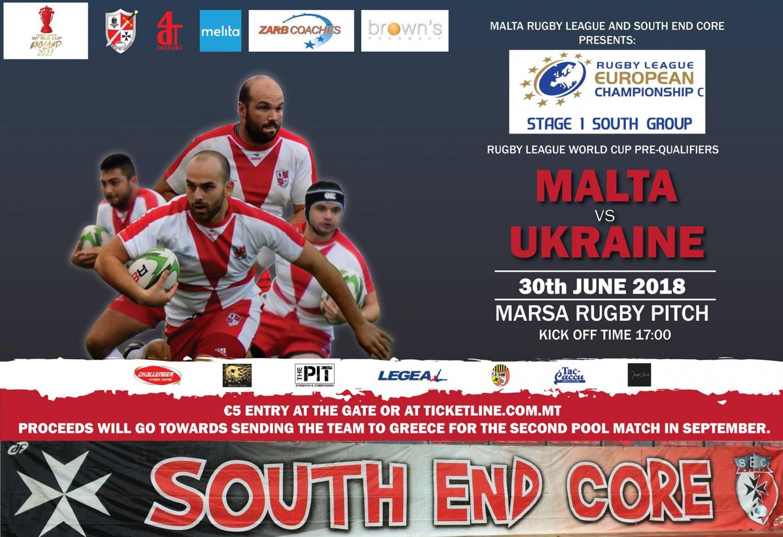 Euro Championship C - South: Malta v Ukraine