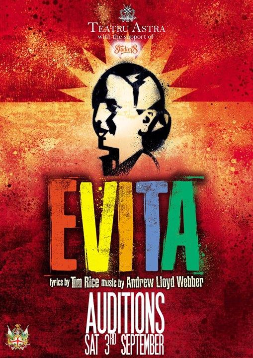 EVITA - the musical