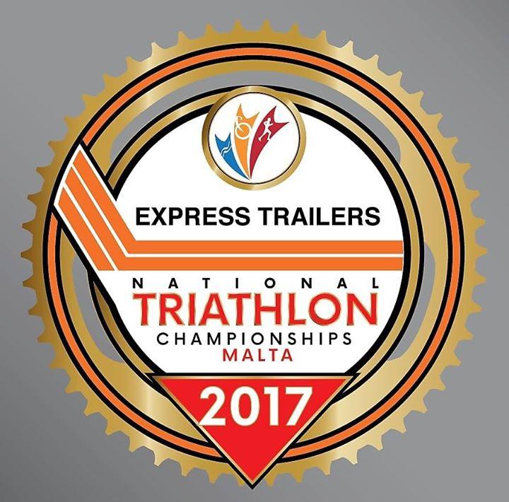 Express Trailers Malta National Triathlon Championship 2017